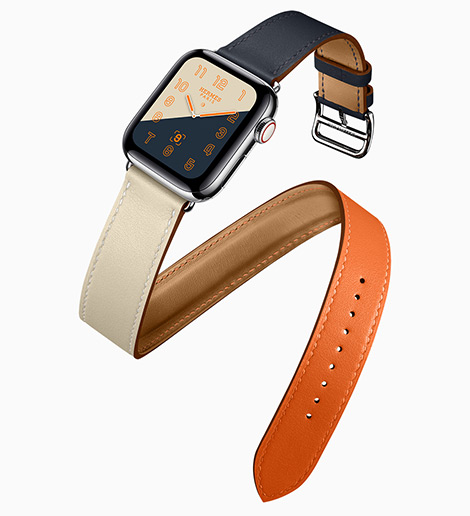 Apple Watch 4 Hermes