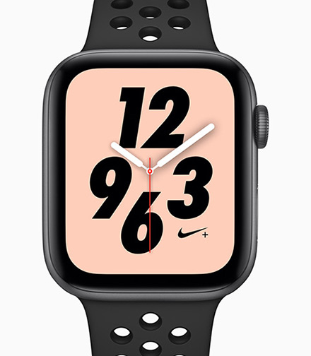 Apple Watch 4 Nike+