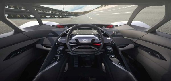 Audi PB18 e-tron, Supersport with 800V solid-state batteries