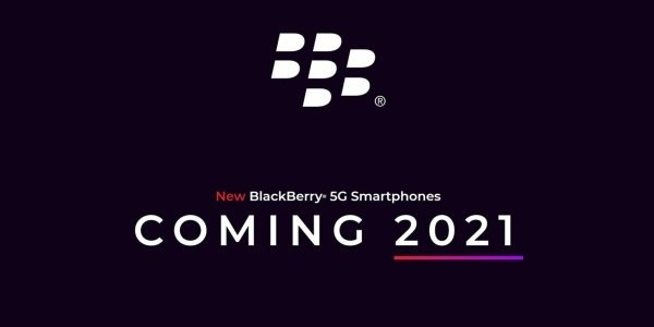 Blackberry 5G telefon