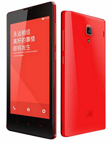 Xiaomi Redmi Red Rice (Hongmi)