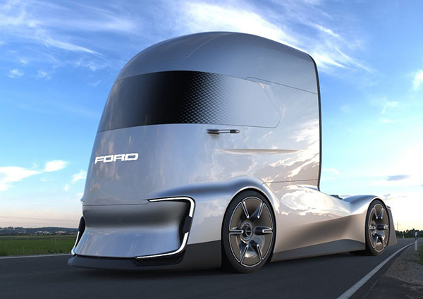 Ford F-Vision