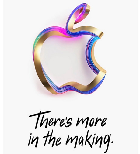 Apple October 2018 keynote