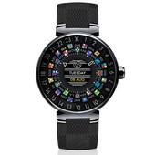 Louis Vuitton představil chytré hodinky s cenou přes 70 tisíc  cffda3e51ad