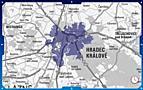 O2: Mobilní 3G síť nyní i v Hradci Králové a Pardubicích