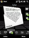 Pošta - Přehled emailů Outlook