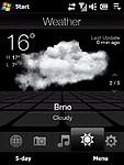 Počasí - Jednodenní předpověď (3)