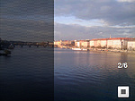 Fotoaparát - Panorama, proces focení
