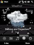 Počasí - Jednodenní předpověď