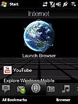 Internet - Spuštění prohlížeče a přehrávače YouTube videa