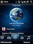 Internet - Spuštění prohlížeče a přehrávače YouTube videa (2)