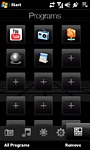 HTC TouchFLO 3D 800x480
