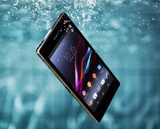 Sony Xperia Z1 IP58