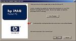 Berete na vědomí, že všechna data na zařízení VČETNĚ dat v iPAQ File Store budou smazána