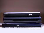 Porovnání :: iPAQ h4150 nahoře, Axim X30 dole