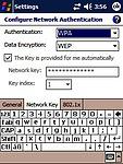 Konfigurace bezdrátové sítě
