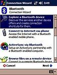 Bluetooth průvodce