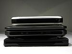 Srovnání - zezhora MDA Compact, HTC Universal, iPAQ hx4700 (4)