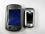 Srovnání s Motorola MPx220