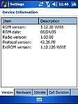 Základní informace o zařízení (2)