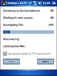 Automatická aktualizace antiviru